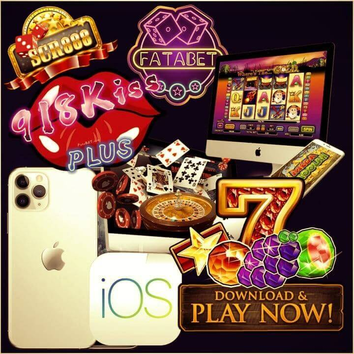 SCR888 IOS Download